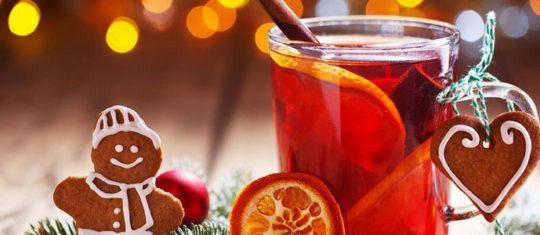 thés de Noël